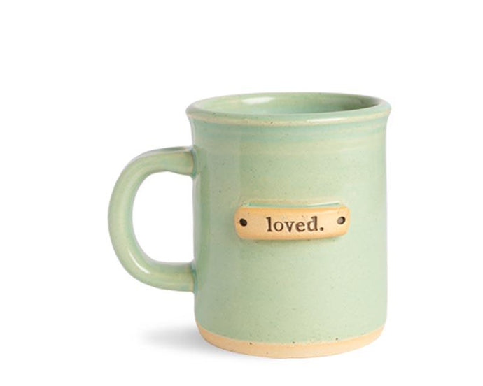 Loved Mantra Mug