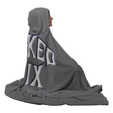 Load image into Gallery viewer, Wicked Stix Hooded Blanket - The Badass Women Project