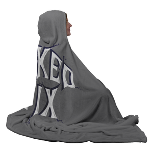 Wicked Stix Hooded Blanket - The Badass Women Project