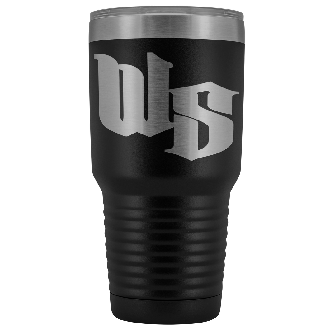 WS 30 Ounce Tumbler - The Badass Women Project