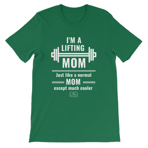 Lifting Mom - The Badass Women Project