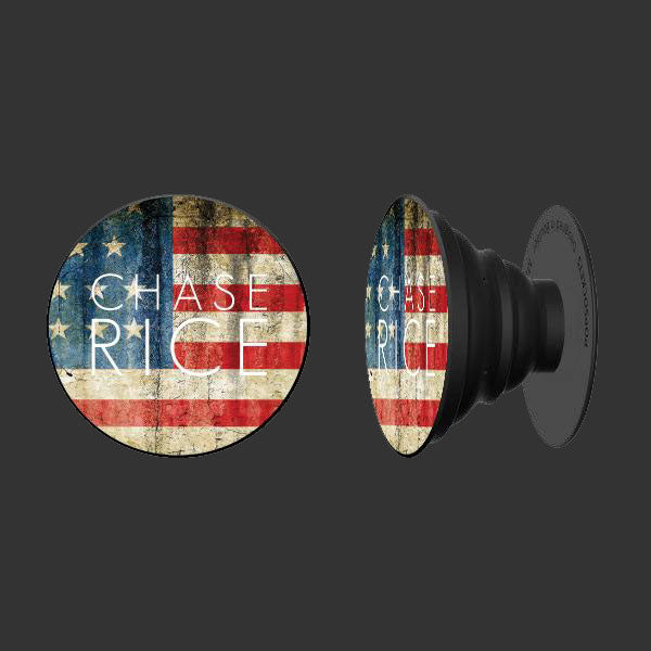 Chase Rice American Flag Phone Grip