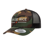 Chase Rice Camo Trucker Hat