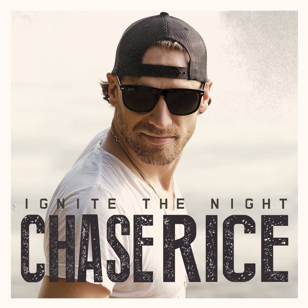 Chase Rice Ignite The Night CD