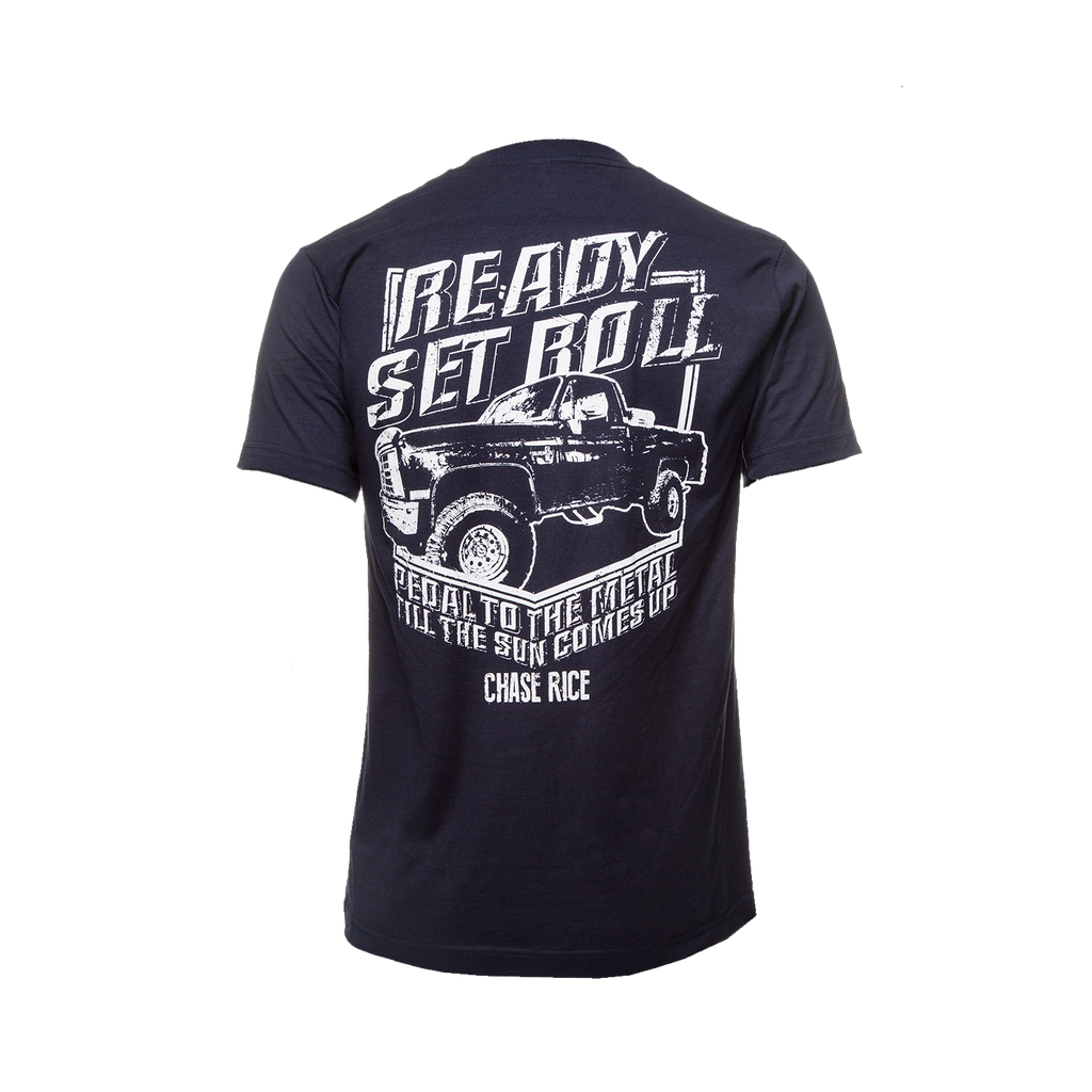 Chase Rice Ready Set Roll Tee