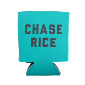 Chase Rice 2015 Tour Koozie - Teal
