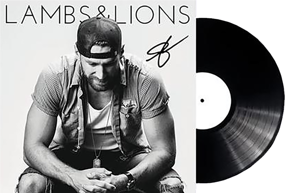Lambs & Lions Signed Vinyl
