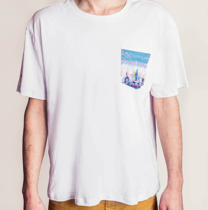 Opportunity Boderlands Pocket Tee by GEARBOX LOOT