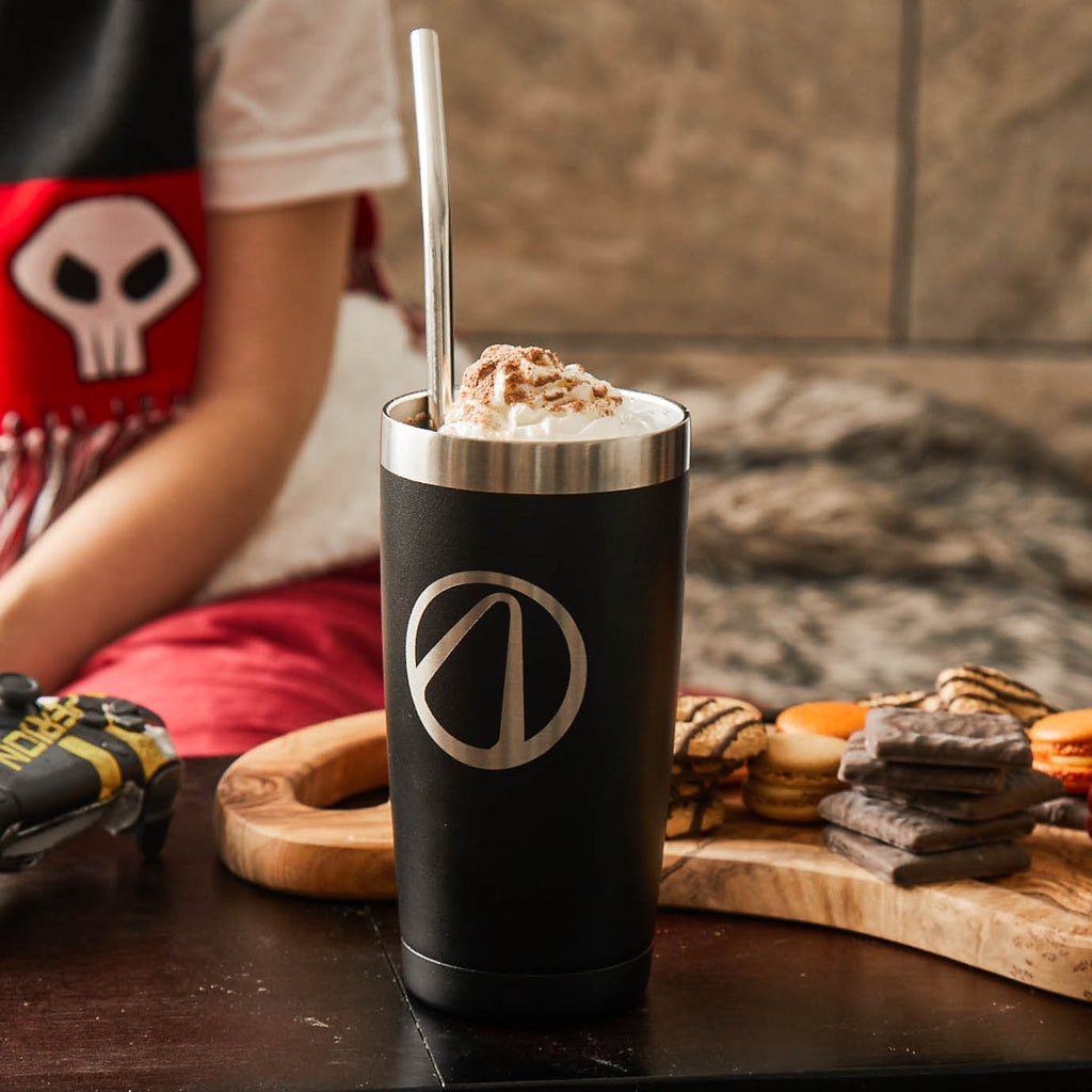 Black Vault Symbol Tumbler - Medium by GEARBOX LOOT