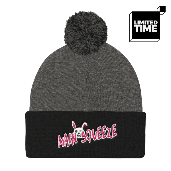 Main Squeeze Puff Beanie by GEARBOX LOOT
