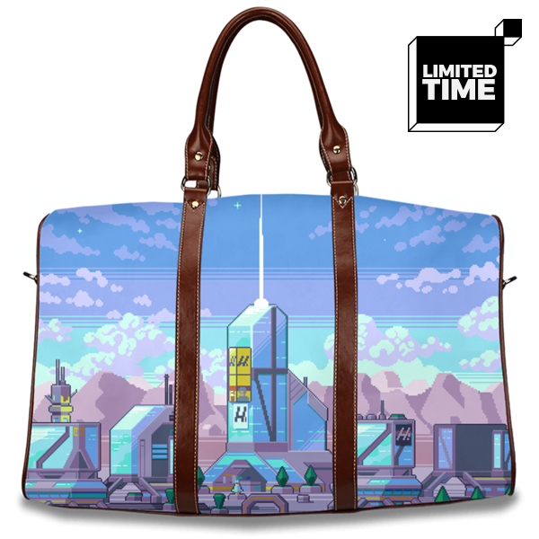 Borderlands Opportunity Travel Bag by GEARBOX LOOT