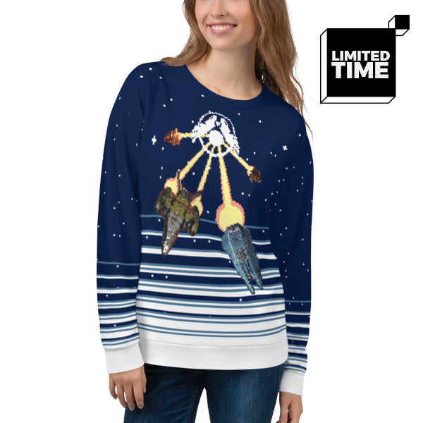Homeworld Winter Sweatshirt by GEARBOX LOOT