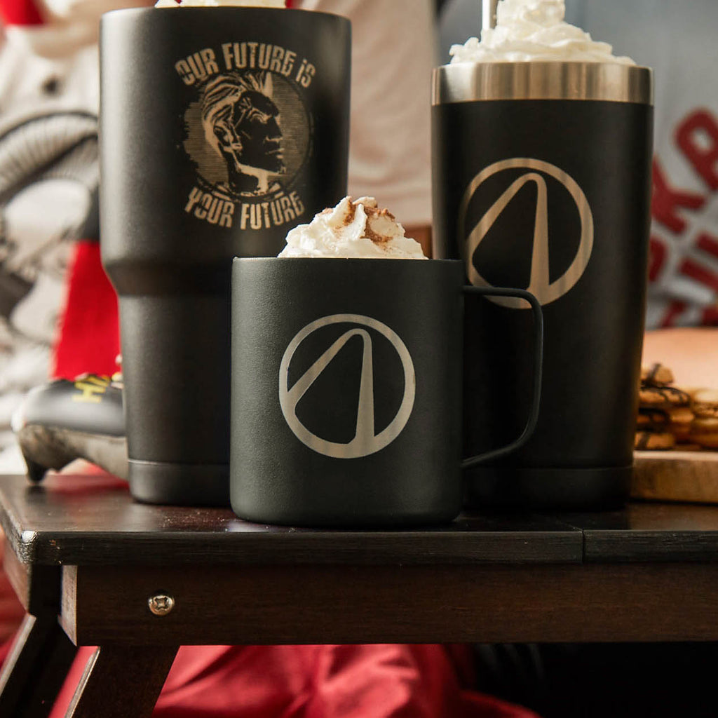 Vault Symbol Campfire Mug by GEARBOX LOOT