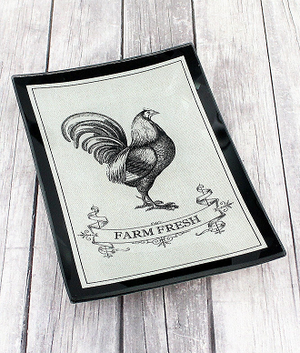 Farm Fresh Trinket Tray