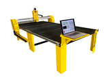 4x8 Accelerator CNC Plasma Cutting Machine