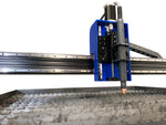 4x4 CNC Plasma Cutting Machine 5x5x3 Powder Coating Oven