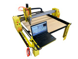 4x4 Accelerator CNC Wood Routing Machine
