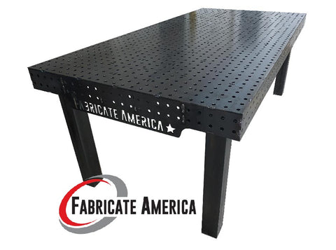 4x8 Fabricate America Welding Fixture Table