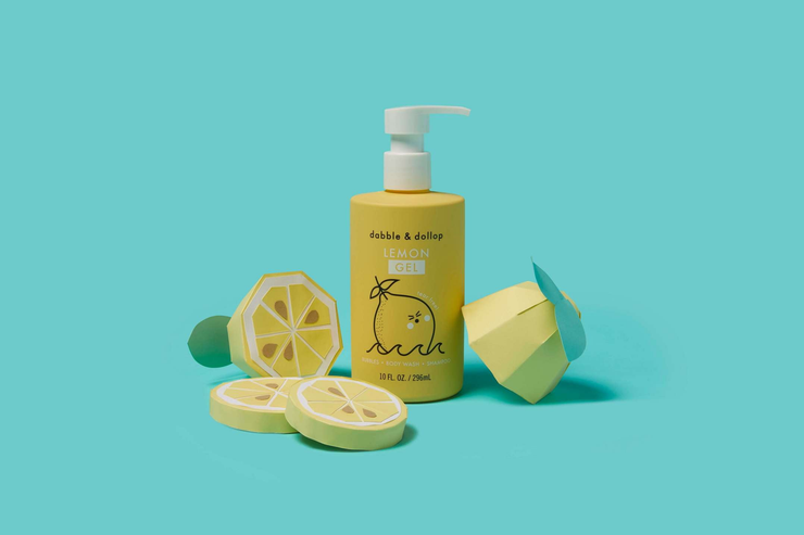 Bath Bomb & Bottles Bundle - Lemon