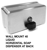Liquid Soap Dispenser - Horizontal - Best Sheet Metal, Inc.