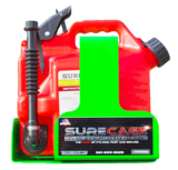 BL043-SURECAGE 2.2 GALLON LOCKABLE SURECAN GAS CAN RACK - FREE SHIPPING