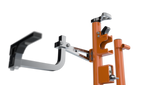 XB103(ORANGE)-XTREME PRO SERIES THREE POSITION TRIMMER RACK LIMITED EDITION (FITS OPEN/ENCLOSED TRAILERS) FREE SHIPPING