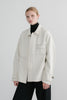 Elliott cold weather shirt in white -webshop exclusive-