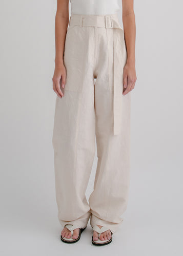 Bridget linen cotton pants