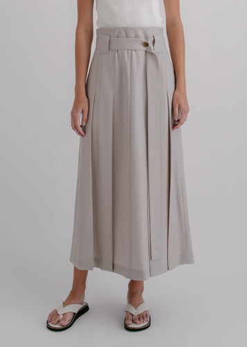 Liv wool skirt