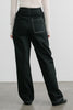 Sol Black Raw Denim Pants -webshop exclusive-