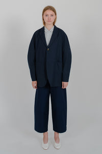 Mark Blazer in Navy