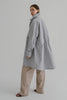 Luo Parka in Light Grey