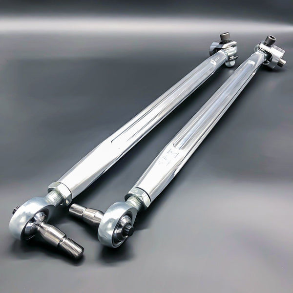 POLARIS | RZR | 2014-17 Steering Tie Rods (+3.5in / Heim Style) - LM-UTV