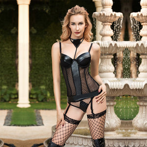 Body corset latex P01