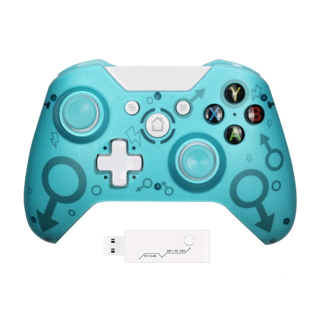 Universal 2.4G Wireless Controller For Xbox One, PC, and Android Smartphone