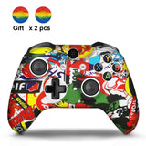 Xbox One S Controller Gamepad Silicone Cover Rubber Skin Grip