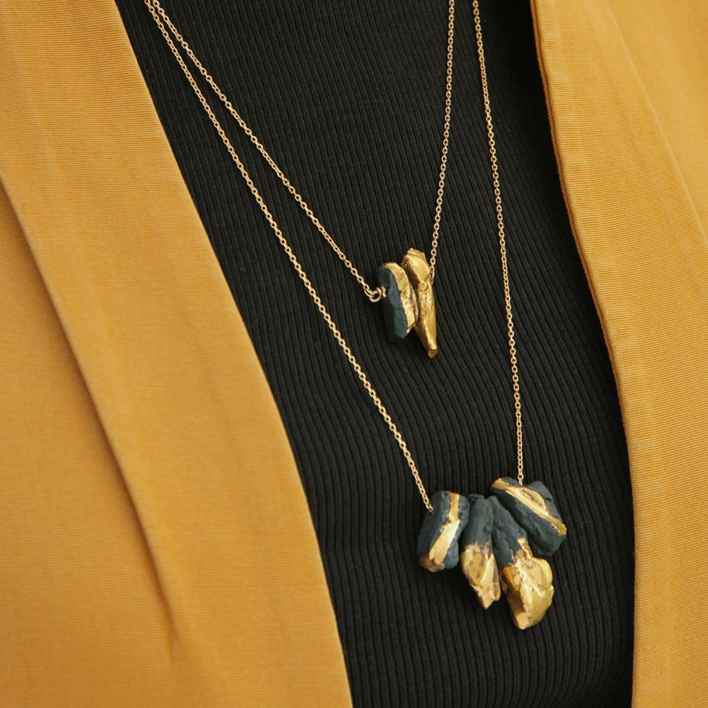 Collier Gouttes d'Or