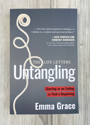 BRAND NEW! Untangling (Signed)