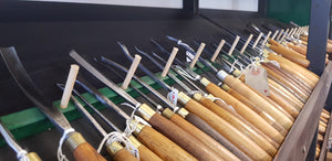 Chisels, Gouges & Wood Carving Tools