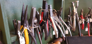 Pliers, End & Side Cutters etc