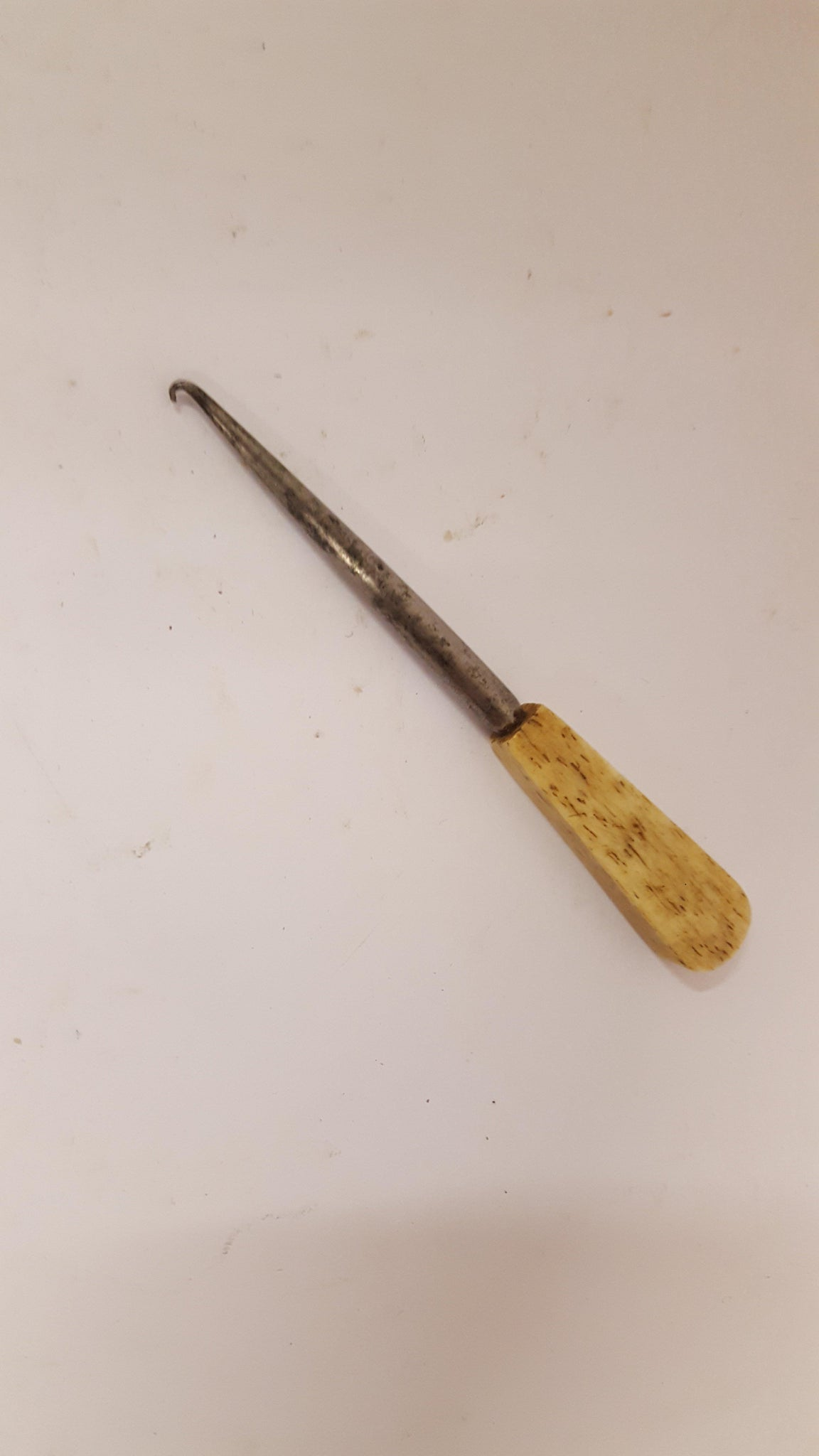 Bovine Bone Haberdashery Tool 8935-The Vintage Tool Shop