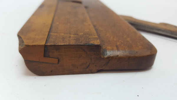 Wooden Moulding Plane 7199-The Vintage Tool Shop