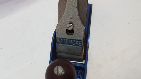 Lovely Lightly Used Rare Whitmore no 4 Hand Plane 12164-The Vintage Tool Shop