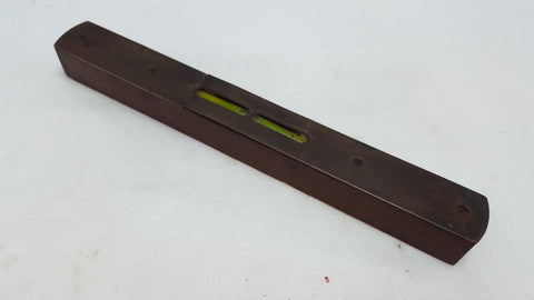 "E Preston 10"" Spirit Level Good Condition Slight Damage 12266"