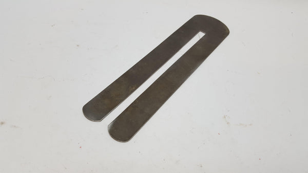 Steel Uniform Protector Military Button Polishing Tool 11638-The Vintage Tool Shop