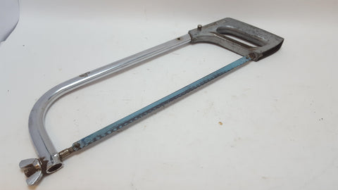 "Eclipse T20 12"" Hacksaw Hack Saw Good Condition 13090-The Vintage Tool Shop"