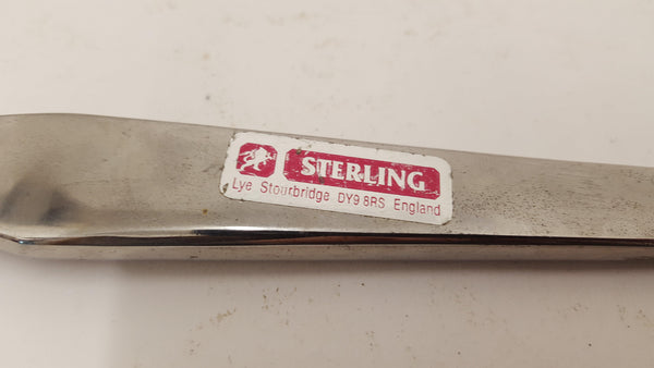 "11"" Firmer Mortise Mortice Chisel 1/8"" Perfect Condition 13546-The Vintage Tool Shop"