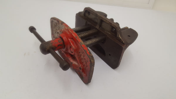 "4 1/2"" Gordon Bench Vice 15121-The Vintage Tool Shop"