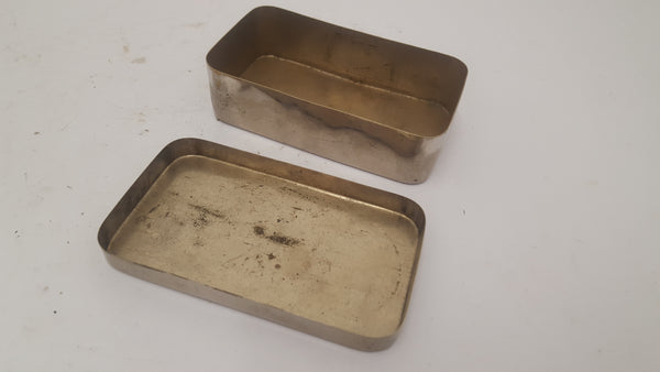 5 x 3 Tin With Lid 15133-The Vintage Tool Shop