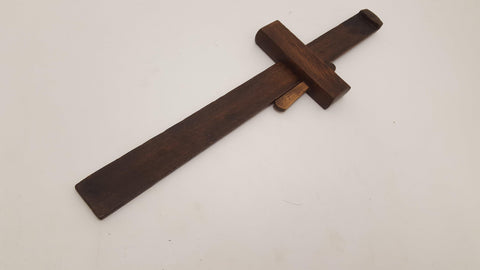 "17"" Oak Panel Marking Gauge 4344-The Vintage Tool Shop"